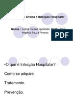 Normas da Anvisa e Infecção Hospitalar