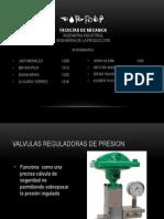 Valvulas de Reguladora Presion