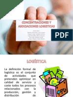 Concentraciones y Asociaciones Logisticas