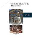 Notes on First Thessalonians