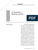 Zorrilla Martínez, 10 preguntas de Atienza a Dilemas Morales y Derecho