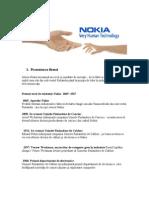 Prezentarea Firmei Nokia