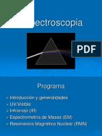 Espectroscopia Introducción