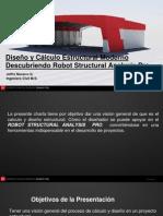 Diseño en acero con Robot Structural Analysis Pro 2013-01