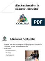 CONAM- Educaci n Ambiental en La Programaci n Curricular
