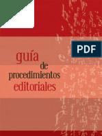 Criterios editoriales Filosofía - UNAM
