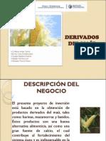Proyecto8 Derivados Maiz