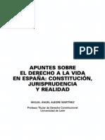 Alegre Miguel Angel, El Derecho-Ala-Vida-Jurisprudencia