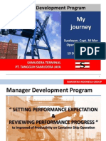 Manager Development Program