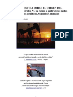 Petroleo inorganico
