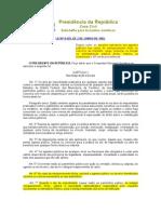 8429 Enriquecimento Ilícito e Improbidade adm