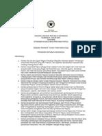 UU No. 21 tahun 2001 tentang Otonomi Khusus bagi Provinsi Papua