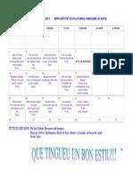 Menú mes de juny 2013