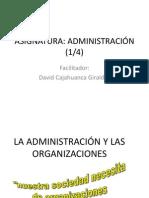 Administración de Empresas 1