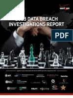 The 2013 Data Breach Investigations Report
