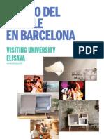 ELISAVA Visiting University Mobiliario