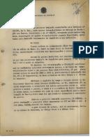 Relatório Figueiredo - Síntese encaminhada ao Ministro do Interior