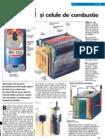 Baterii Si Celule de Combustie