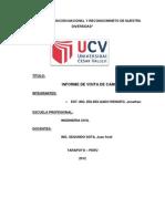 Informe Final de Instalaciones Sanitarias - Imprimirrr