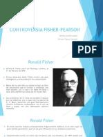 Controversia Fisher Pearson