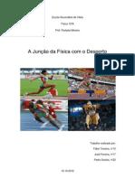 A Junção da Física com o Desporto