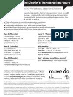 DDOT Workshop 2 Ad (English)