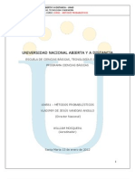 Modulo actualizado Métodos probabilísticos-2012