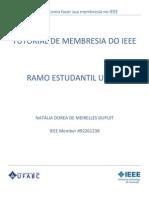 Tutorial Membresia Ieee