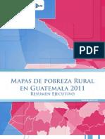 Mapas de Pobreza ResumenEjecutivo