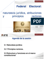 Naturaleza IFE