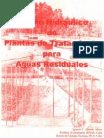 diseño hidráulico de plantas de tratamiento para aguas residuales