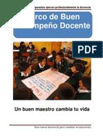 MODULO DEL BUEN DESEMPEÑO DOCENTE