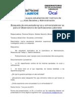 Convocatoria Para Encuestadores y Entrevistadores _1