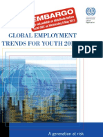 Global Employment Trends for Youth (2013)