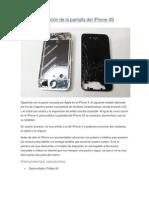 Desarmar iPhone 4s