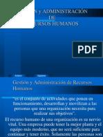 Administracion de RRHH