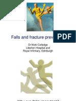 Falls Prevention for SPRs Feb 07