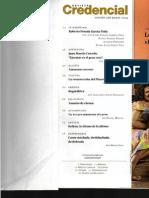 Revista Credencial Edicion 268 Marzo 2008 en Nombre Del Cuerpo-bogotafrica