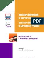 Introduccion Ceremonial Protocolo Mu 2011
