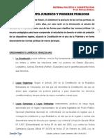 Ordenamiento Juridico y Poderes Publicos