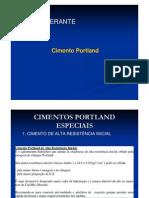 Tipos de Cimento PDF