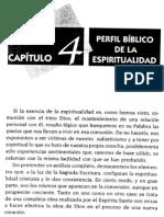 Perfil Biblico de La Espiritualidad- J.M Martinez