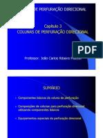 Capítulo 3 - Colunas de Perfuração Direcional