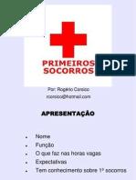 Primeiros socorros Rogério Corsico