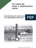 Fabricacion Casera de Herramientas para la Huerta