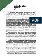 Modernização, Estado e Questão Agrária