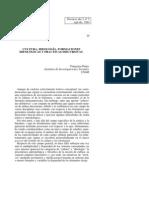 PERUS, FRANCOISE. Cultura, ideología, formaciones ideológicas y prácticas discursivas