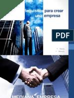 Creacion de Empresa