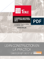 Lean Construction en La Practica