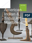 American Indian & Tribal Art - Marlborough | Skinner Auction 2662M